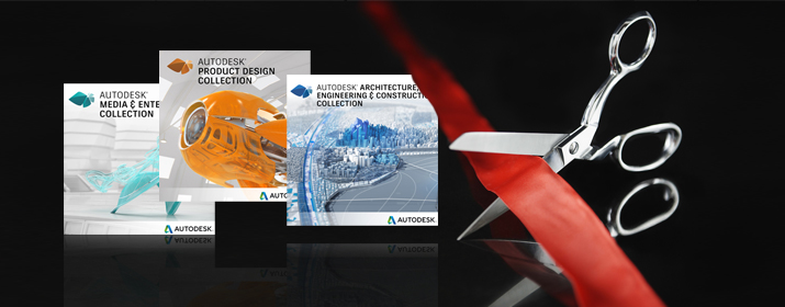 Autodesk collection - старт продаж